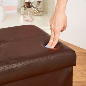 Simplify Triple Folding Ottoman