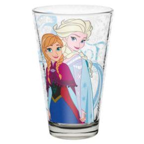 Disney's Frozen 4-pc. 16-oz. Glass Tumbler Set by Zak Designs