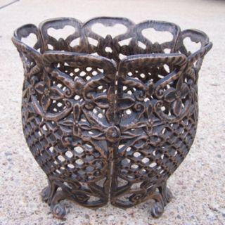 Decorative Outdoor Flower Pot