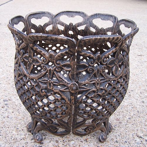 Decorative Outdoor Flower Pot