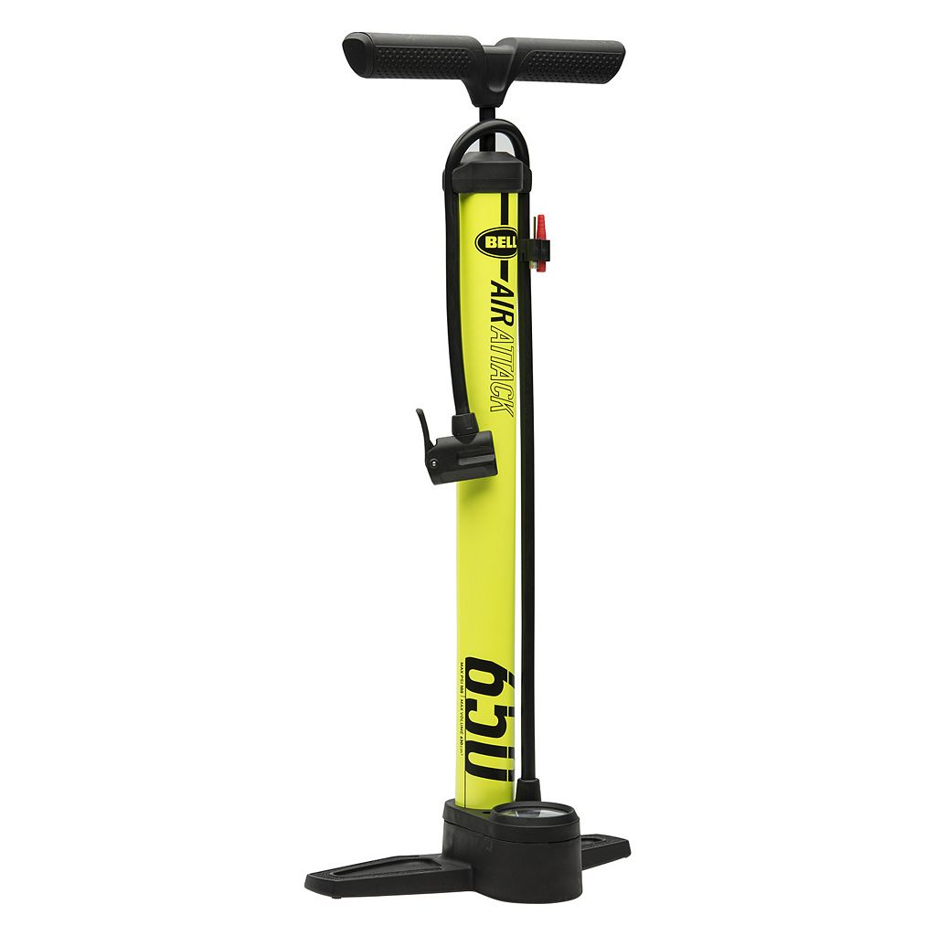 Bell 650 Air Attack Tire Floor Pump