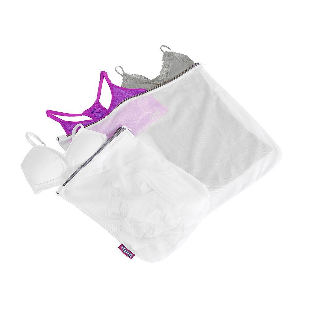 Woolite 2-pack Sanitized Mesh Wash Bags
