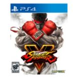 Street Fighter V for PS4