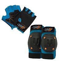 Boys Bell Riderz Hand & Elbow Pad Set