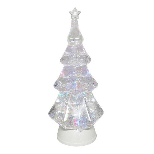 Kohls Christmas Trees.St Nicholas Square Light Up Shimmer Christmas Tree