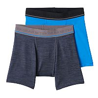 Boys 8-20 Tek Gear 2-Pack Performance Boxer Briefs
