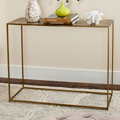 Safavieh Elva Moroccan Flower Console Table