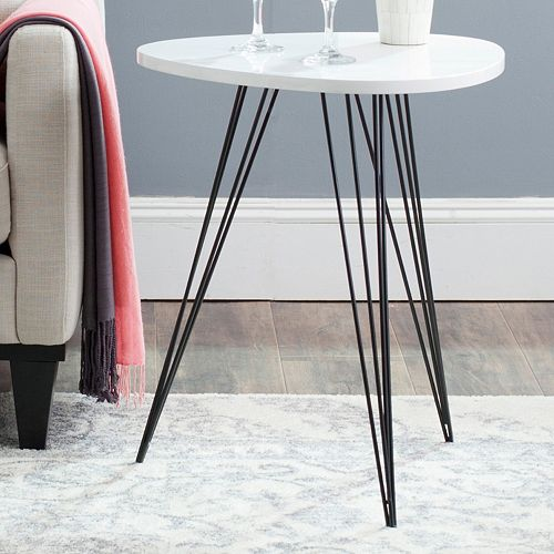 Safavieh Wolcott Lacquer End Table