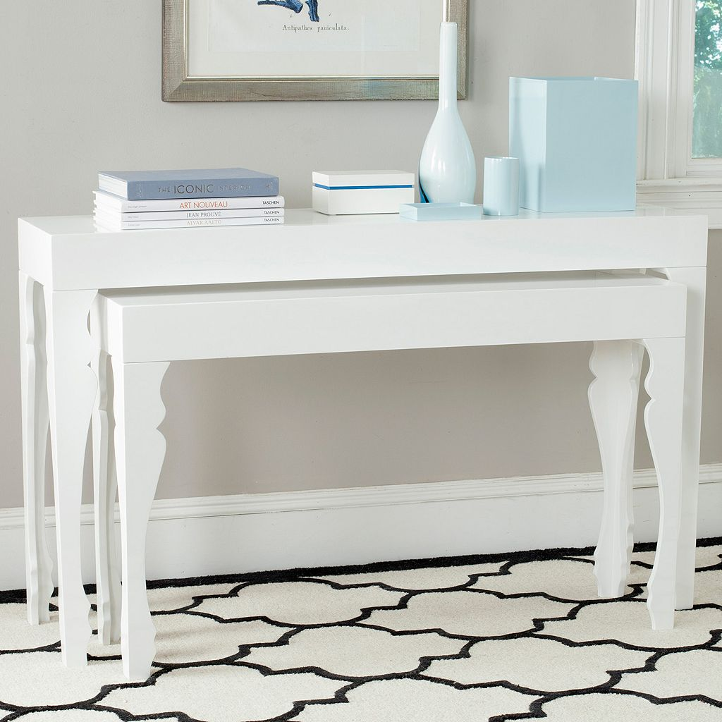 Safavieh Beth Lacquer Console Table