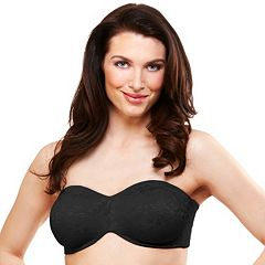 Lunaire Bras: New York Full-Figure Convertible Strapless Bra 17512