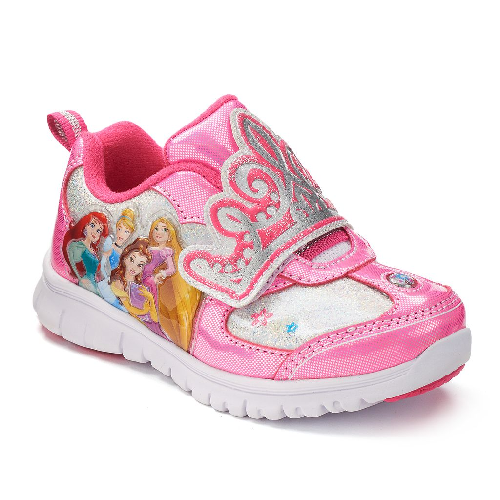 Disney Princess Toddler Girls' Shoes