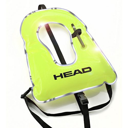 HEAD 3M Deluxe High Visibility Snorkeling Vest