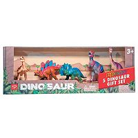 Neat-Oh! 5 pc Iridescent Dinosaur Set