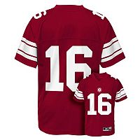 Boys 8-20 Alabama Crimson Tide Replica Football Jersey