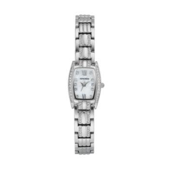 Armitron Women's Crystal Watch - 75/5293MPSV