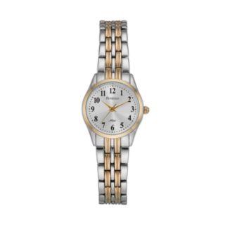 Armitron Women's Two Tone Watch - 75/5304SVTT
