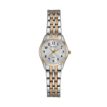 Armitron Women's Two Tone Watch - 75/5304SVTT