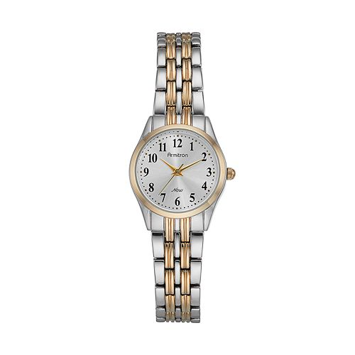 Armitron Women's Two Tone Watch - 75/5304SVTT pantip