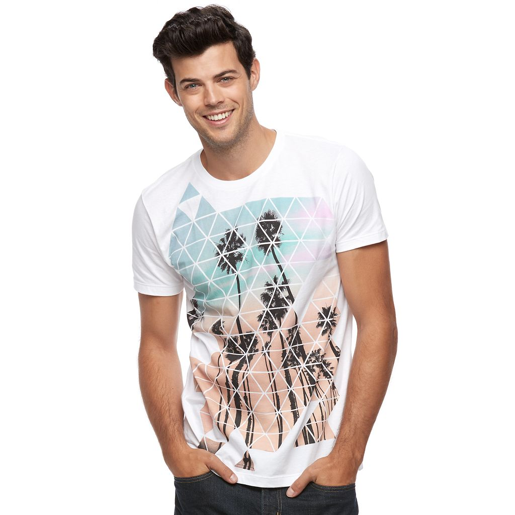 Men's Apt. 9® Palm Tree Tee