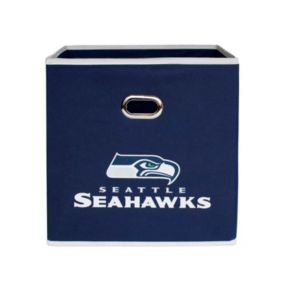 Seattle Seahawks 3-Pack Storeits Fabric Storage Drawers
