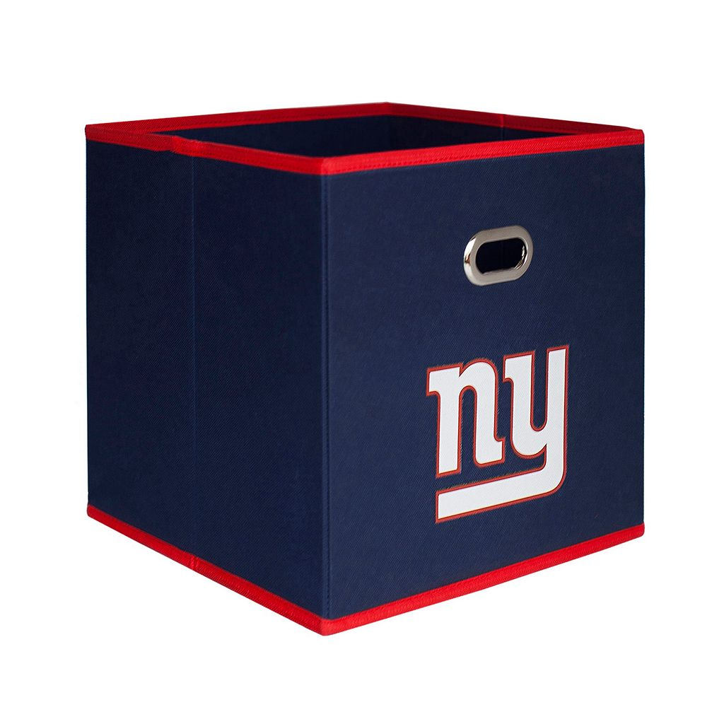 New York Giants 3-Pack Storeits Fabric Storage Drawers