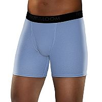Men's Fruit of the Loom Signature 4-pack Breathable Boxer Briefs