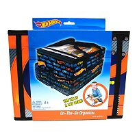 Hot Wheels On-The-Go Storage Organizer Desk by Neat-Oh!