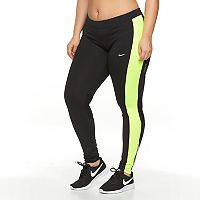 Plus Size Nike Power Essential Workout Capri Leggings