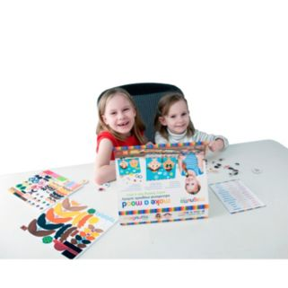 Neat-Oh! Magnutto Make a Mood Educational Magnetic Activity Kit