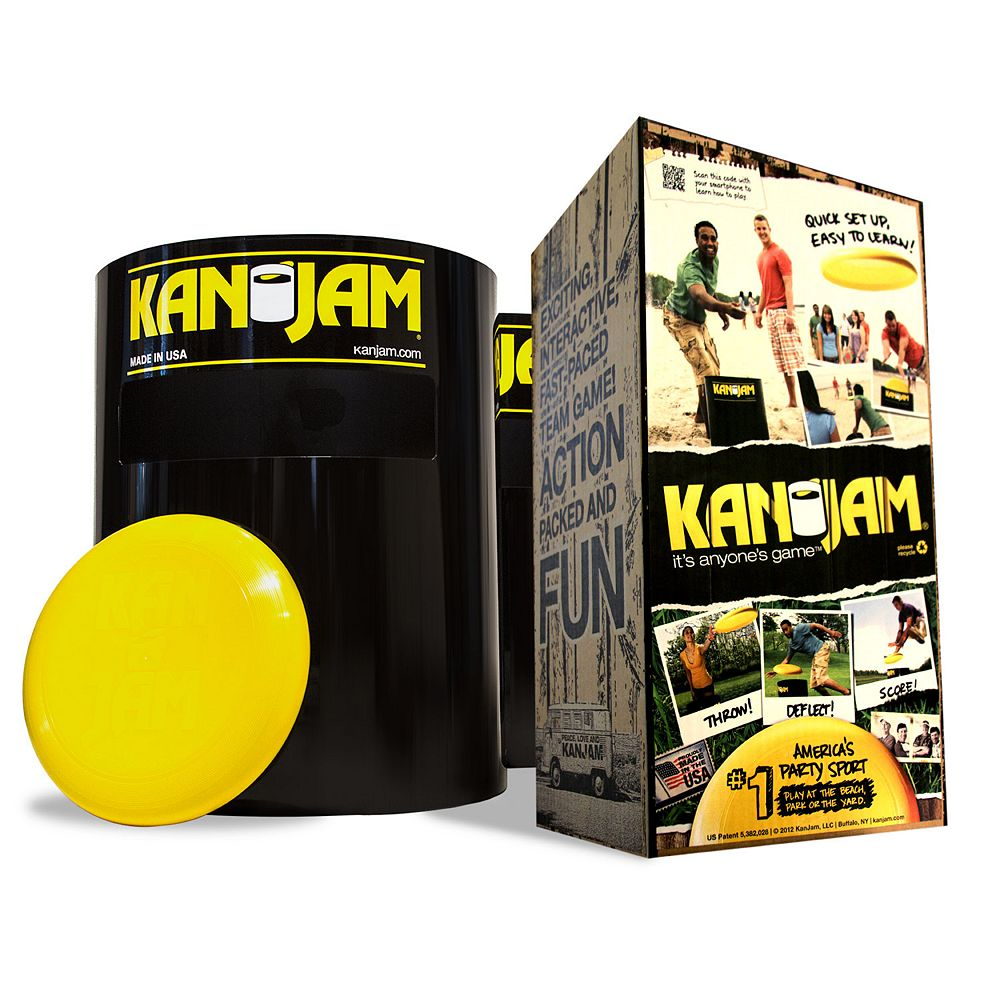 Game on closeouts sporting goods - Kan Jam Game Set