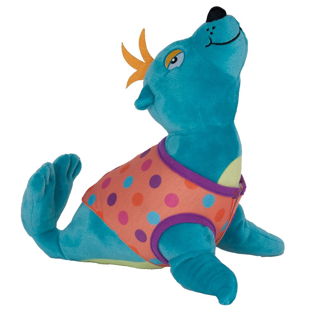 Neat-Oh! Splushy Barker Sea Lion Plush