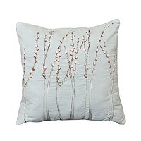 Shell Rummel Willow Throw Pillow