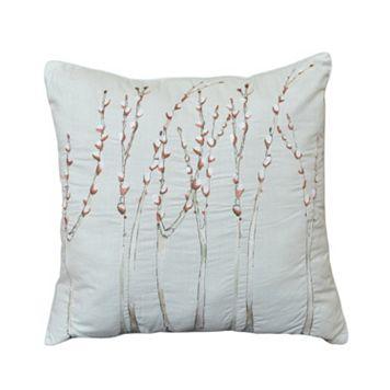 Shell Rummel Willow Throw Pillow
