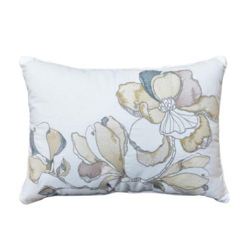 Shell Rummel Multi-Colored Breakfast Throw Pillow