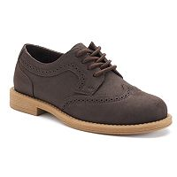 Scott David Jude Boys' Oxford Shoes