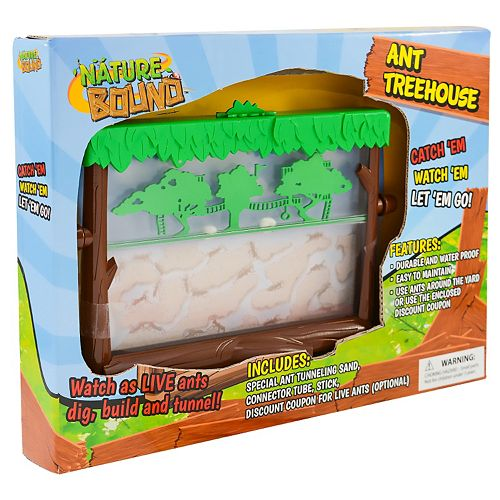 Nature Bound Ant Treehouse