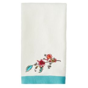 Lenox Chirp Embroidered Hand Towel