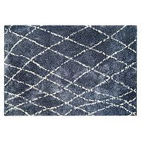 Couristan Bromley Whistler Lattice Shag Rug