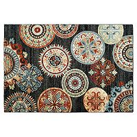 Couristan Solace Canopy Medallion Rug