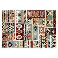 Couristan Solace Great Plains Patchwork Rug