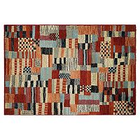 Couristan Solace Adobe Patchwork Rug