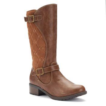 Rachel Shoes Odessa Girls Riding Boots