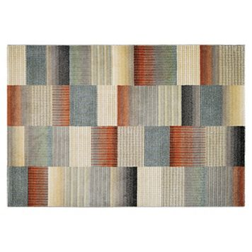 Couristan Solace Barren Geometric Rug