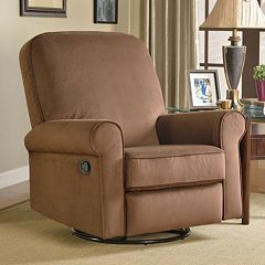 Dylan Swivel Glider Recliner Chair by