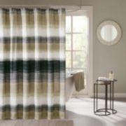Madison Park Essentials Barrett Shower Curtain