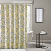 Madison Park Essentials Orissa Shower Curtain