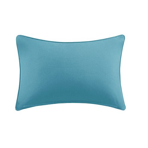 Madison Park 3M Scotchgard Outdoor Oblong Throw Pillow