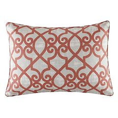 Madison Park 1-Panel 3M Scotchgard Outdoor Oblong Throw Pillow