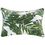 Madison Park 1-Panel 3M Scotchgard Outdoor Oblong Throw Pillow