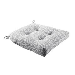 Madison Park 1-Panel 3M Scotchgard Outdoor Chair Cushion